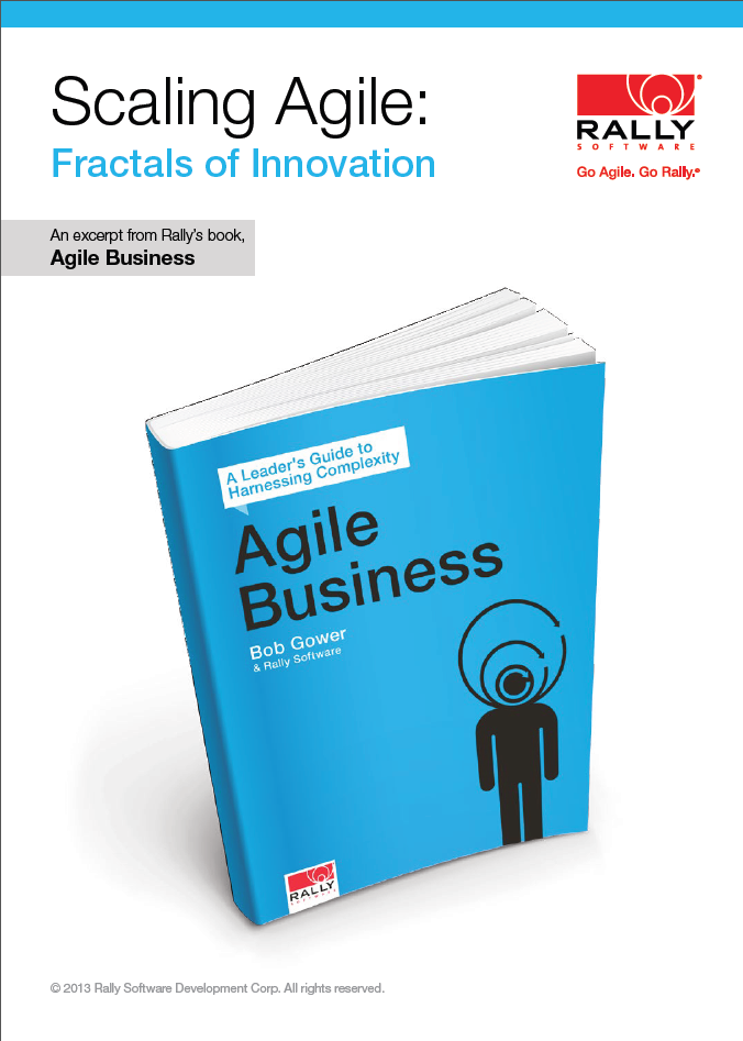 Agile Business – Scaling Agile: Fractals of Innovation