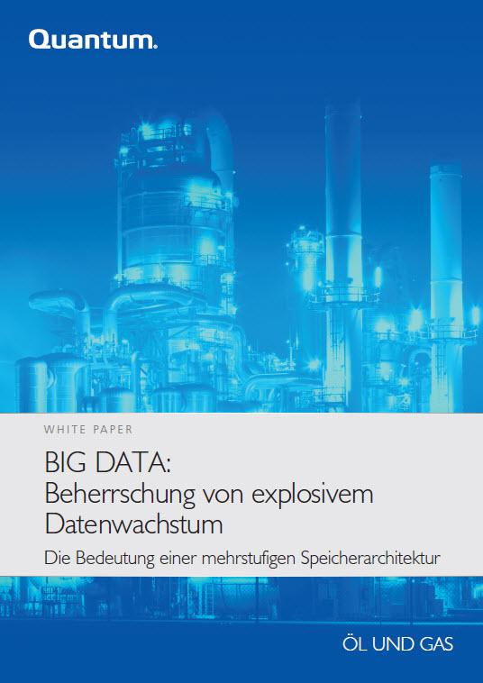 Big Data: Beherrschung von explosivem Datenwachstum