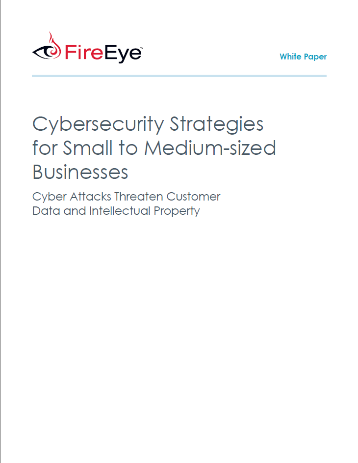 Cybersecurity Strategies for Small to Medium-sized Businesses