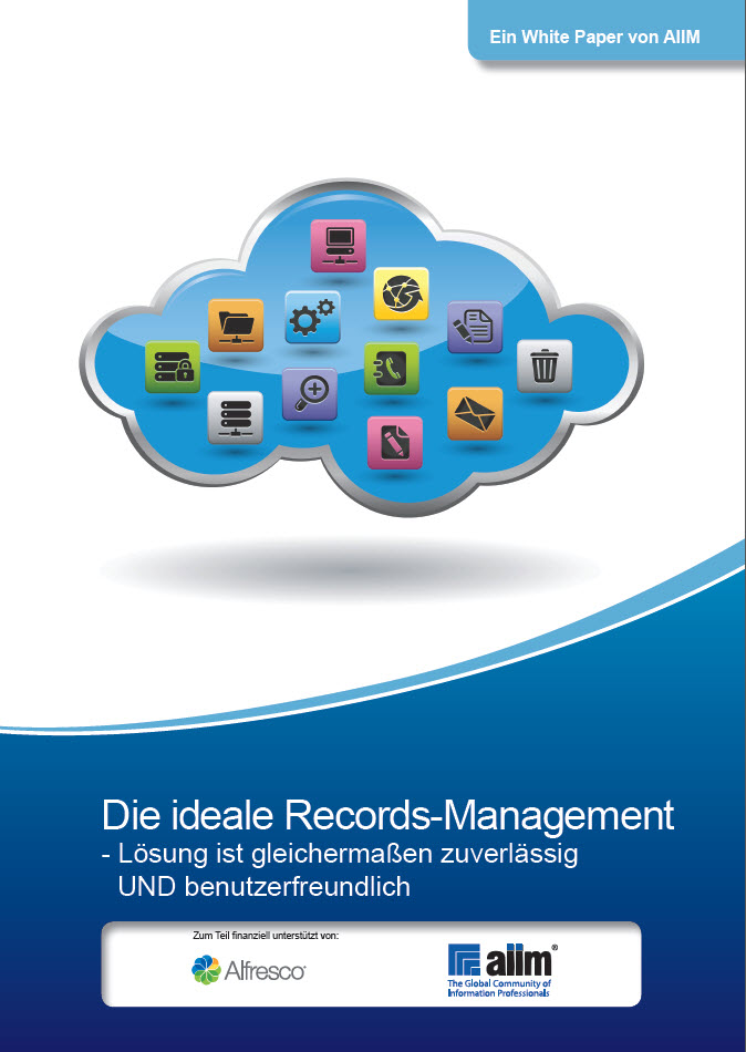 Die ideale Records-Management