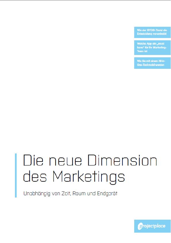 Die neue Dimension des Marketings unabhängig von Zeit, Raum und Endgerät