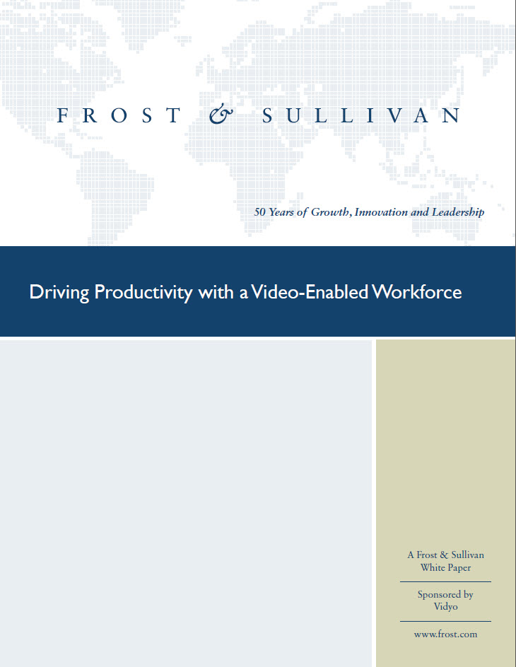 Driving Productivity with a Video-Enabled Workforce