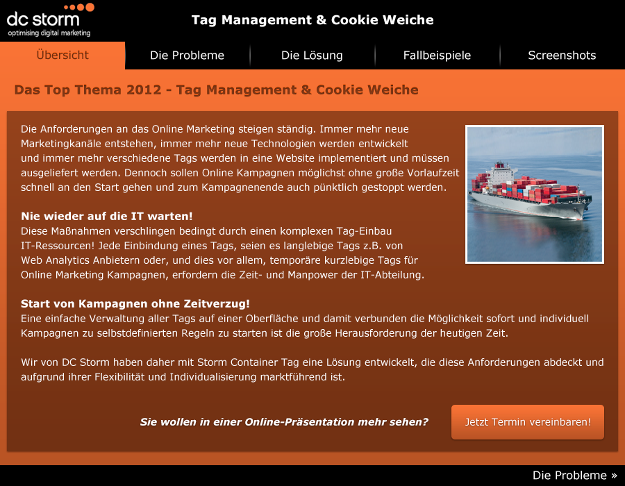 E-Book: Tag Management und Cookie Weiche