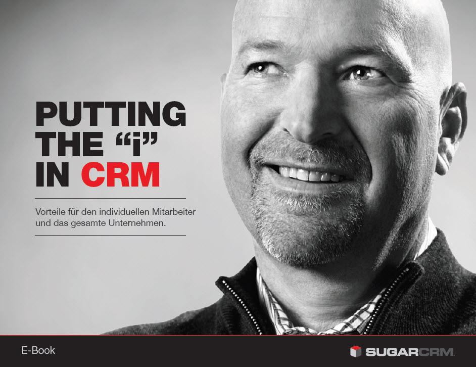Erschließung des vollen CRM-Potenzials durch das Individuum