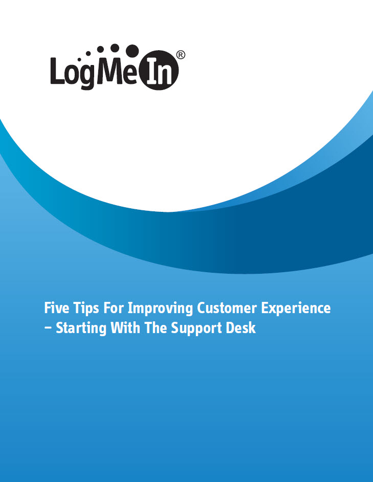 Five Tips for Improving Customer Experience – Starting with the Support Desk