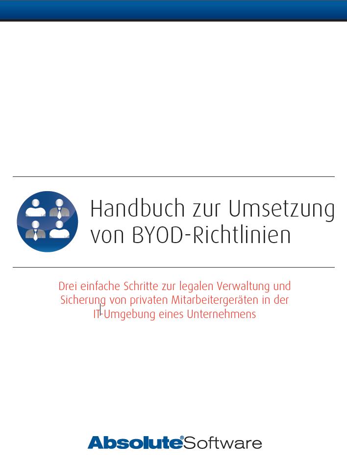 Handbuch zur Umsetzung von BYOD-Richtlinien