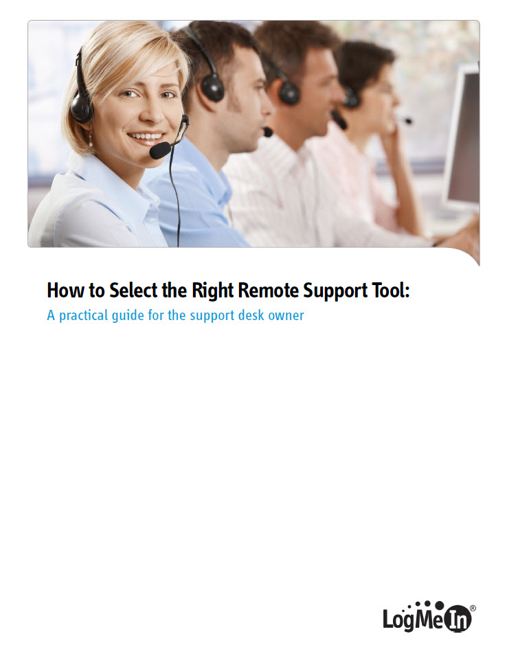 How to Select the Right Remote Support Tool