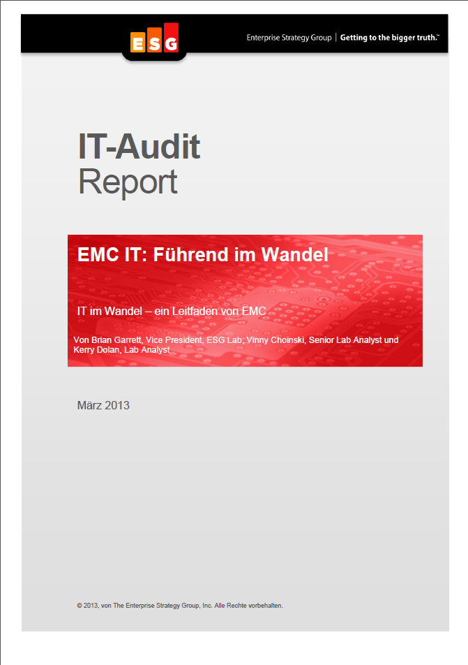 IT-Audit Report