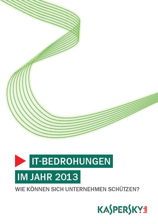 IT-Bedrohungen im Jahr 2013 – Wie können sich Unternehmen schützen?