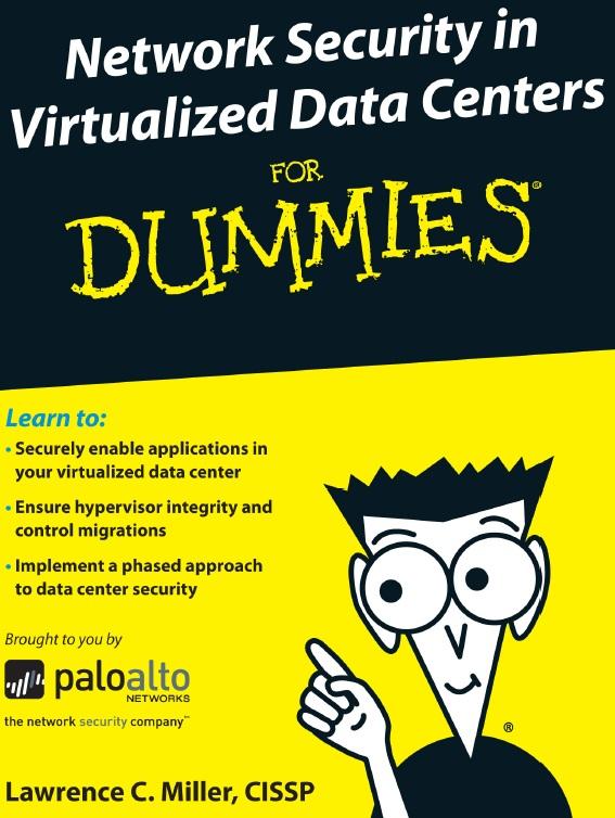 Netzwerk Sicherheit im virtualisierten Rechenzentrum für Dummies