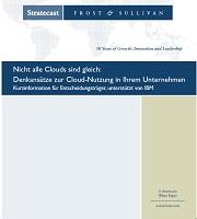 Nicht alle Clouds sind gleich: Denkansätze zur Cloud-Nutzung in Ihrem Unternehmen