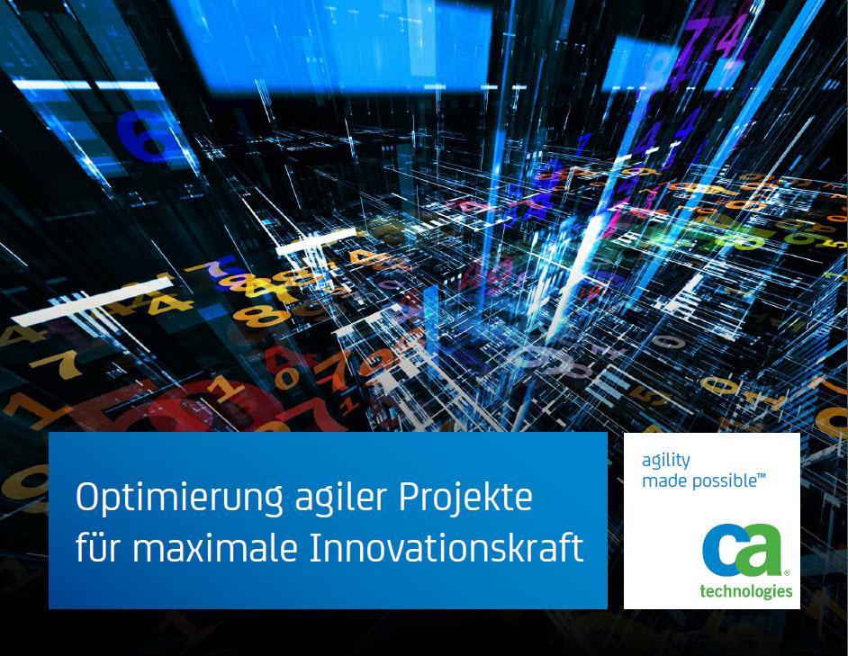 Optimierung agiler Projekte für maximale Innovationskraft