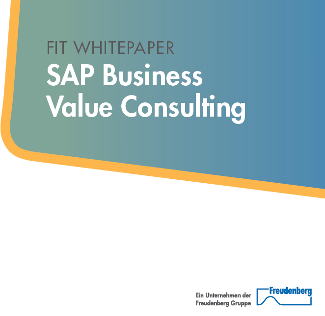SAP Business Value Consulting