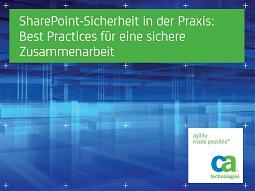SharePoint-Sicherheit in der Praxis: Best Practices für eine sichere Zusammenarbeit