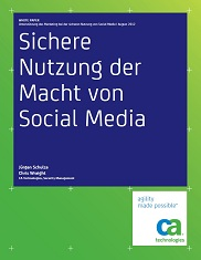Sichere Nutzung der Macht von Social Media