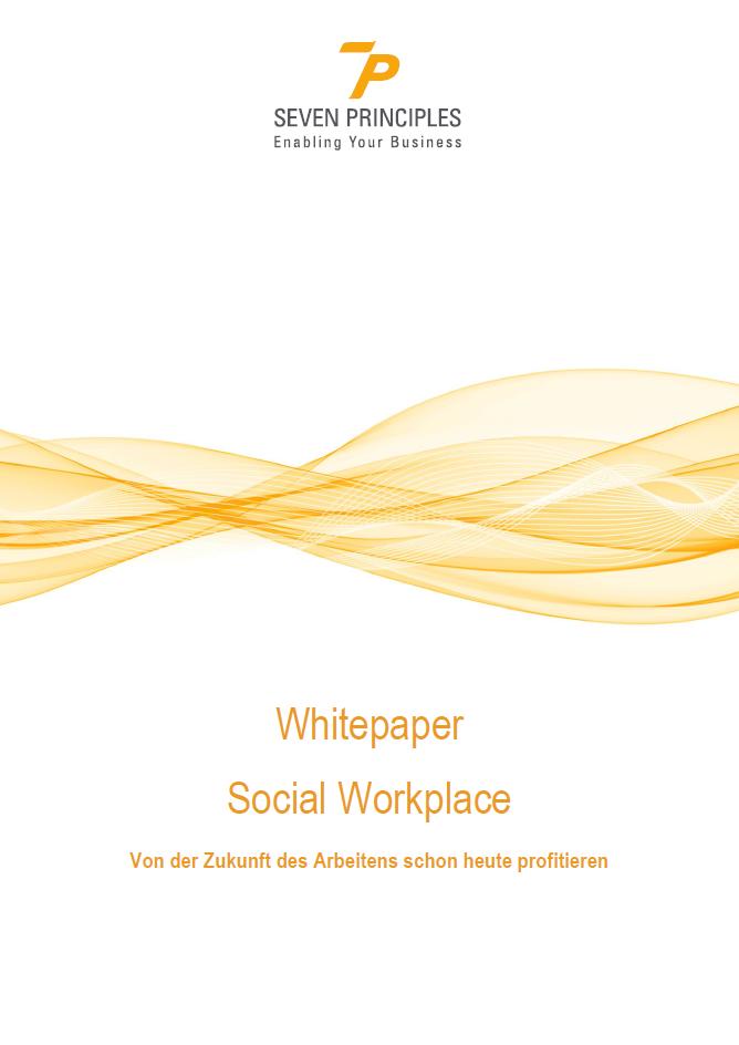Social Workplace – Von der Zukunft des Arbeitens schon heute profitieren