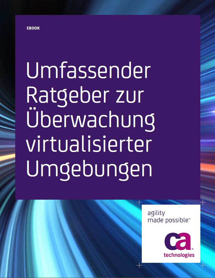 Umfassender Ratgeber zur Überwachung virtualisierter Umgebungen