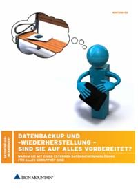 Leitfaden: Daten- Backup und Wiederherstellung