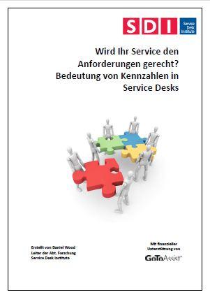 Wird Ihr Service den Anforderungen gerecht?
