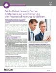 Sechs Geheimnisse in Sachen Kostensenkung und Förderung der Prozessoptimierung für Banken