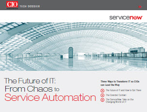 The Future of IT: From Chaos to Service Automation