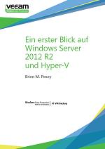 Ein erster Blick auf Windows Server 2012 R2 und Hyper-V