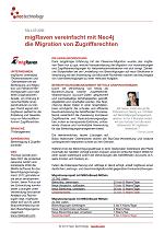 migRaven vereinfacht mit Neo4j die Migration von Zugriffsrechten