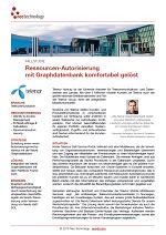 Ressourcen-Autorisierung mit Graphdatenbank komfortabel gelöst