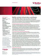 RWTH schützt Infrastruktur und Daten mit McAfee Next Generation Firewall