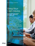 Bring-Your-Own-Device Lösungsbeschreibung