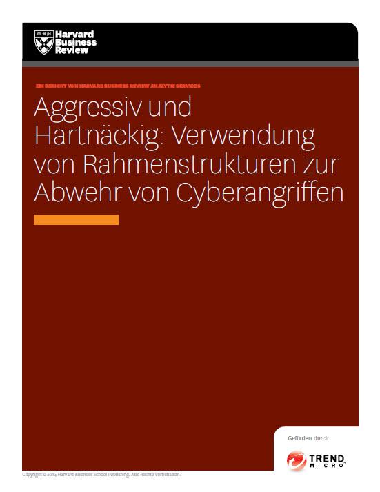 Aggressiv und Hartnäckig: Verwendung von Rahmenstrukturen zur Abwehr von Cyberangriffen