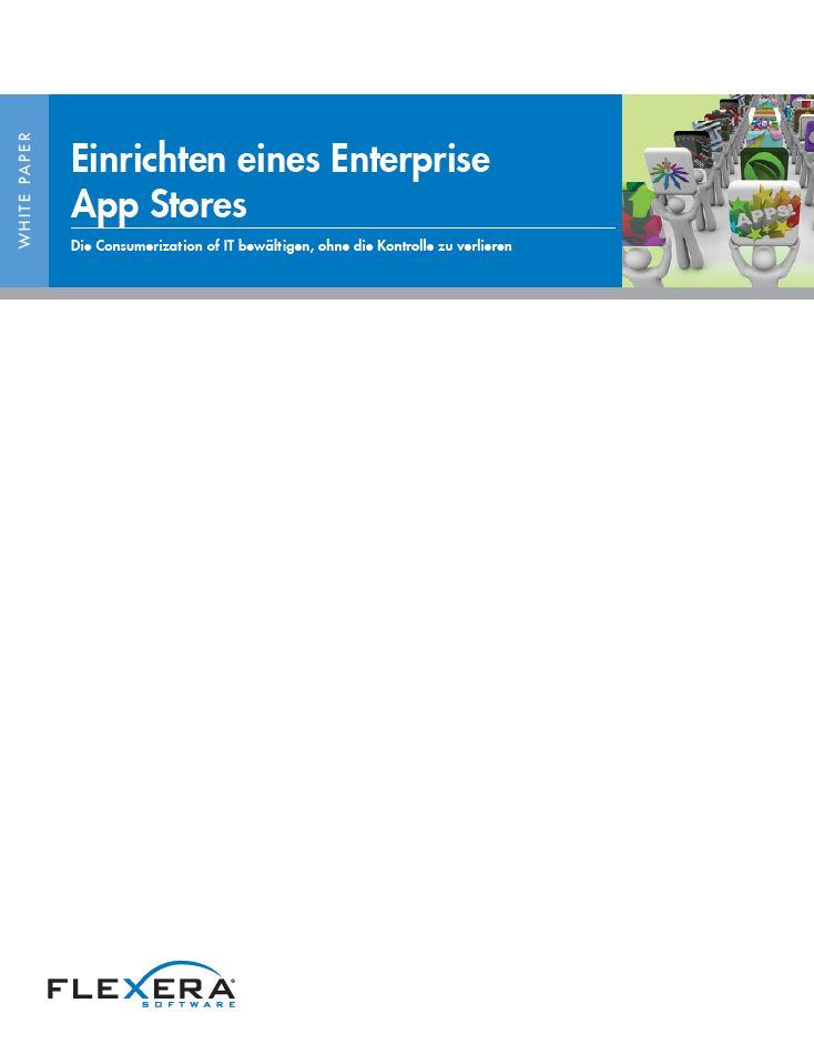 Einrichten eines Enterprise App Stores