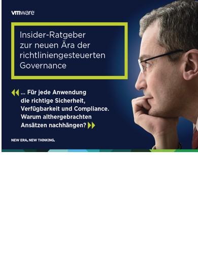 Insider-Ratgeber zur neuen Ära der richtliniengesteuerten Governance