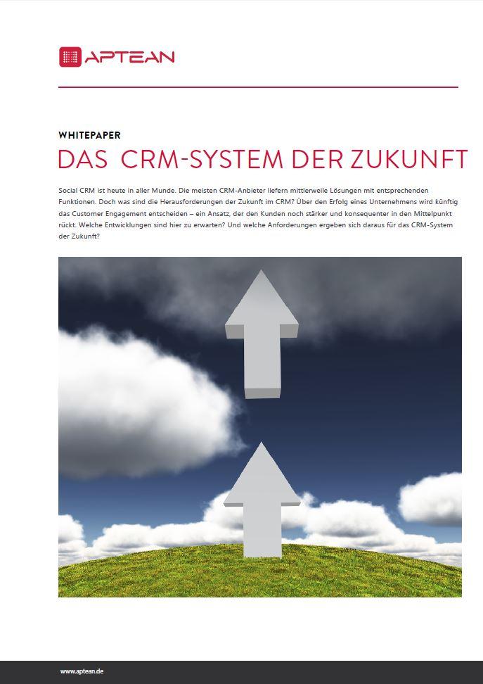 Das CRM-System Der Zukunft