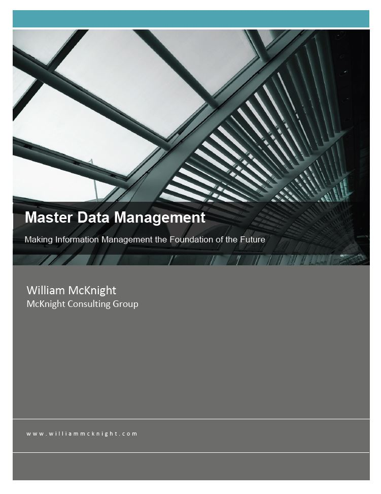 MDM – On Making Information Management the Foundation of the Future