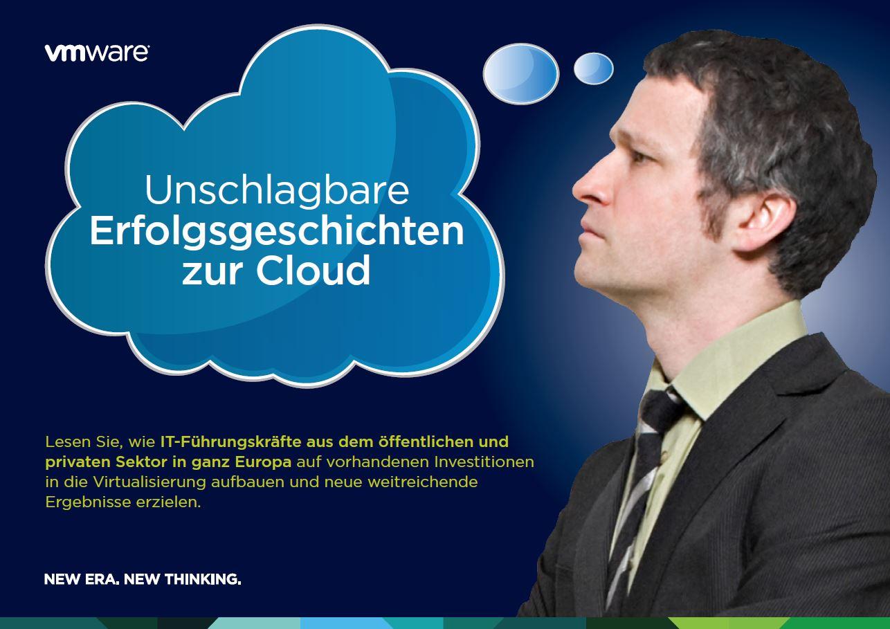 Unschlagbare Erfolgsgeschichten zur Cloud