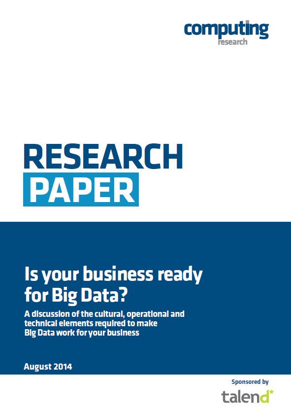 Ist Ihr Unternehmen bereit für Big Data?