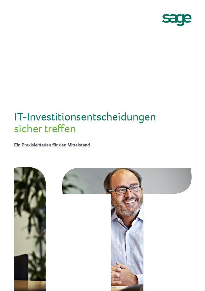 IT-Investitionsentscheidungen sicher treffen – Ein Praxisleitfaden für den Mittelstand