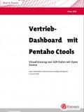 Vertrieb-Dashboard mit Pentaho Ctools - Visualisierung von SAP-Daten mit Open Source