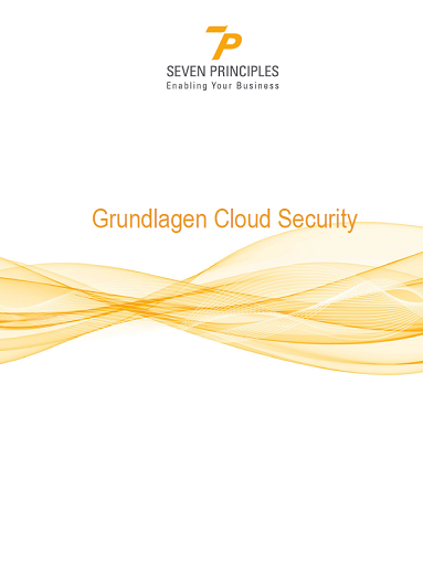 Grundlagen Cloud Security