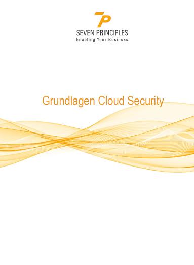 Grundlagen Cloud Security
