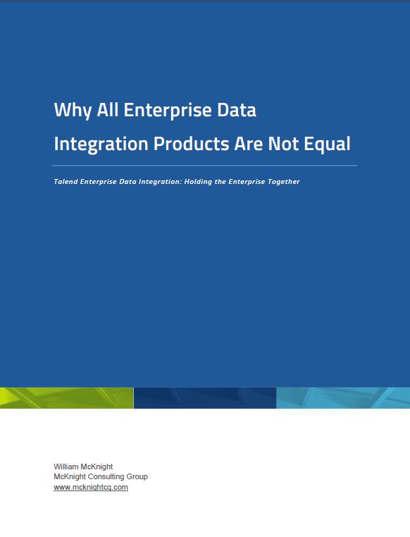 Warum Enterprise-Datenintegrations-Produkte nicht gleich sind