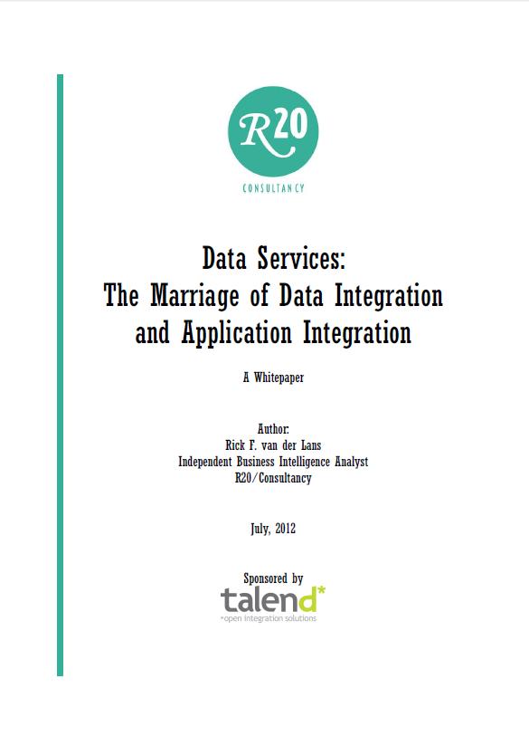 Die Vereinigung der Daten- und Applikationsintegration