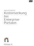 Kostensenkung bei Enterprise Portalen