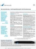 Barracuda Backup - die Komplettlösung für die Virtualisierung