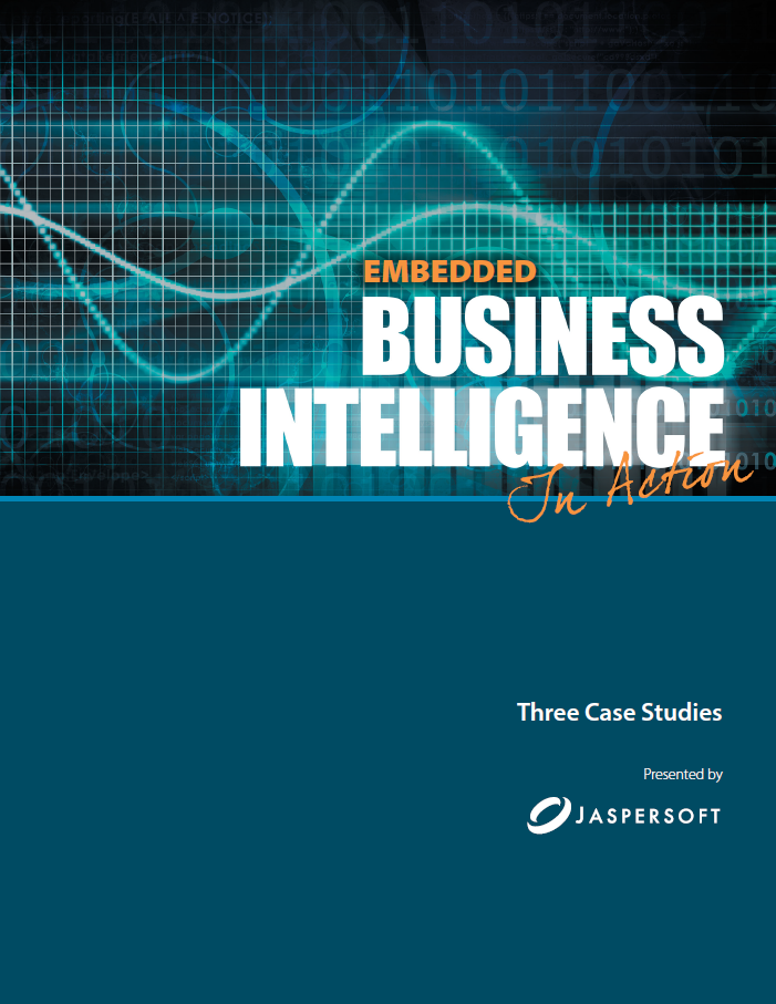Embedded Business Intelligence In Action