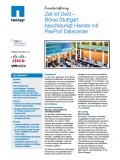Zeit ist Geld -- Börse Stuttgart beschleunigt Handel mit FlexPod Datacenter