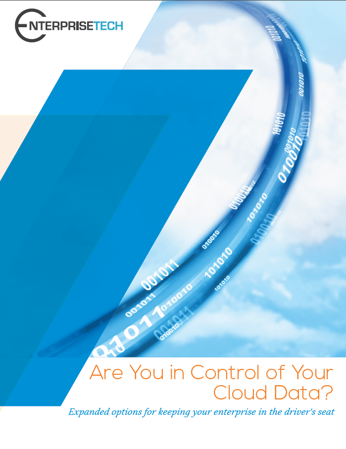 Are You in Control of Your Cloud Data?