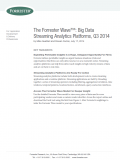 The Forrester Wave™: The Answer To Exploring Perishable Insights