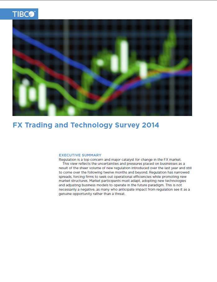 FX Trading and Technology Survey